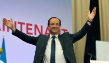 Sondage. Hollande vainqueur au second tour (54,5%)