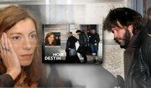 Kristina Rady : Un enterrement et des interrogations