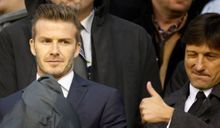 David Beckham au 20h de TF1 mercredi