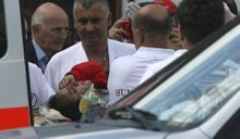 Grand Prix de Hongrie: accident violent pour Massa