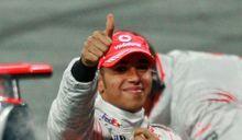 Lewis Hamilton décoré et impressionné