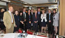 Caroline de Hanovre met les écrivains à l'honneur
