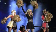 Madonna mène toujours la danse