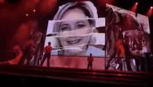 Quand Madonna s'en prend à Marine Le Pen