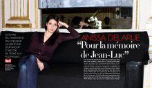 """Anissa Delarue. """"Pour la mémoire de Jean Luc"""""""