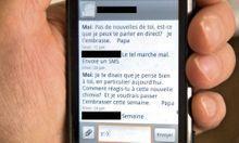 Exclu: Les derniers SMS de Jean-Luc Delarue à son père