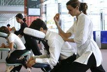 Le massage à fleur de peau