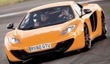 McLaren MP4-12C La F1 justifie les moyens