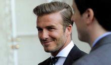 David Beckham se met à nu pour H&M