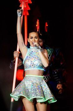 Katy Perry est la star la mieux payée au monde