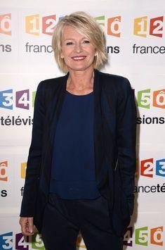 """""""Etre une femme de télé à 50 ans relève de l'exploit"""""""