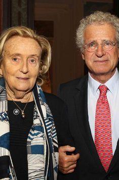 Bernadette Chirac rend hommage à Pierre de Bénouville