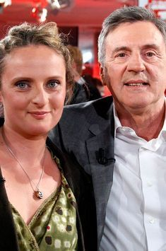 Daniel Auteuil soutient la carrière d'actrice de sa fille