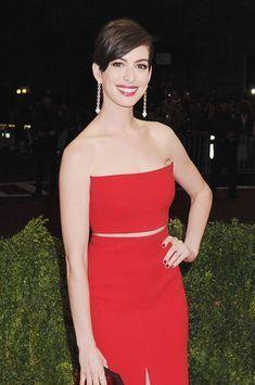 """Anne Hathaway, """"anéantie"""" par la célébrité"""