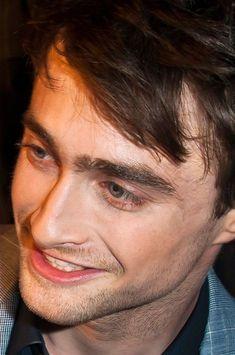 Daniel Radcliffe diabolique à Paris
