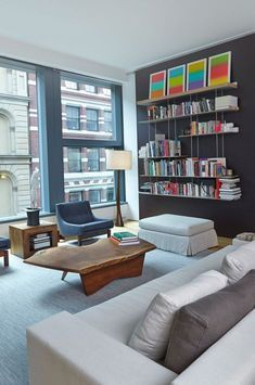 L'appartement new-yorkais de Daniel Radcliffe