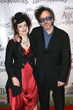Helena Bonham Carter et Tim Burton se séparent