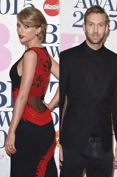 Taylor Swift en couple avec Calvin Harris