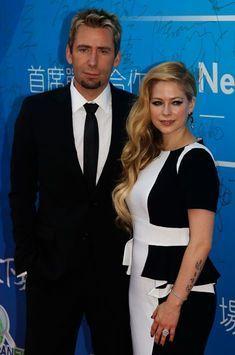 Avril Lavigne: c'est déjà fini avec Chad Kroeger