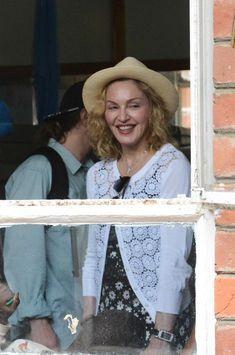 Madonna, pop star en mission au Malawi