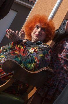 Yvette Horner, une star au coin de la rue