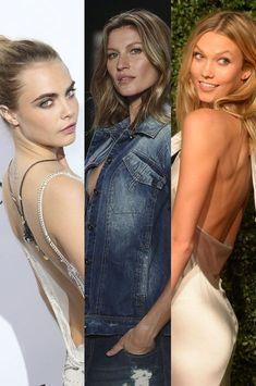Les 20 mannequins les mieux payés en 2014