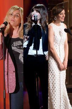 Ces actrices qui chantent