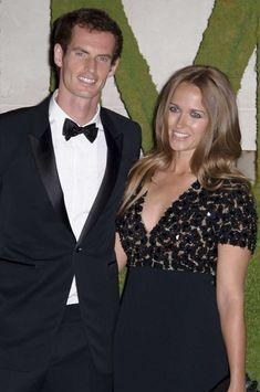 Andy Murray et Kim Sears. En route pour le mariage