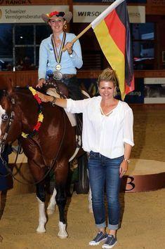 Gina Schumacher fait la fierté de Corinna