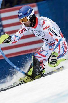 """""""JB"""" Grange, le grand homme du slalom"""