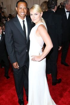 Tiger Woods, si fier de Lindsey Vonn