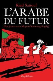 """""""L'Arabe du Futur"""", Fauve d'or"""