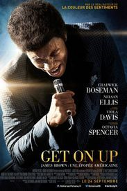 """Get on Up"": Et Hollywood recréa James Brown"