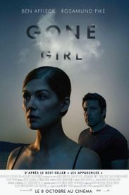 """Gone Girl"": Couple Double Face"