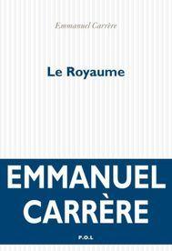 L'évangile selon frère Emmanuel Carrère