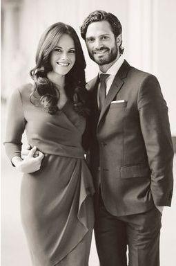 Mariage de printemps pour le prince Carl-Philip et Sofia