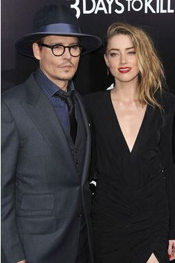 "Johnny Depp et Amber Heard sur le point de se dire ""oui"""