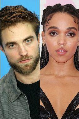 Robert Pattinson s'est fiancé à FKA Twigs