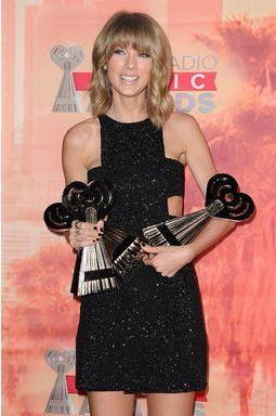 Taylor Swift cumule les trophées