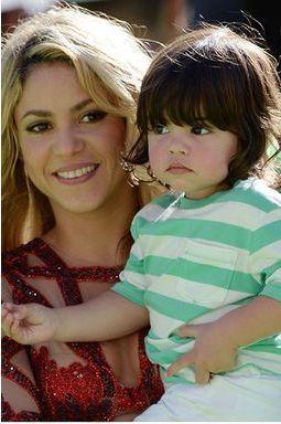 Shakira et Gérard Piqué: c'est un nouveau garçon