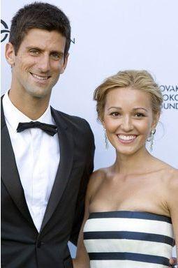 Novak Djokovic est papa !