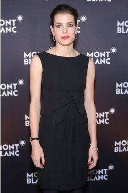 Charlotte Casiraghi, superbe égérie Montblanc