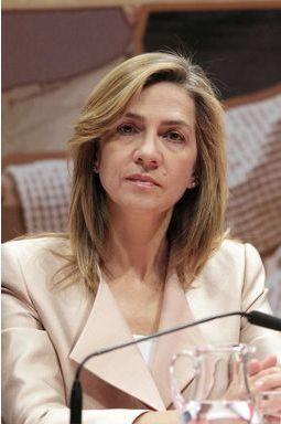 L'infante Cristina renvoyée devant un tribunal