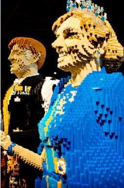 Maxima, version Lego