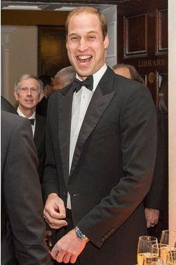 Le quiproquo qui fait sourire le prince William
