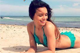 Sexy Miss : Marine Lorphelin, l'angélique