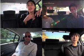Renault, Paris Match et les stars