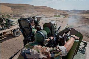 Avec les Français en Irak