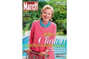 Hillary Clinton, en route pour la Maison-Blanche