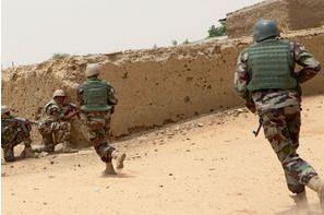 Offensive contre Boko Haram